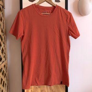 Rudsak orange tee shirt